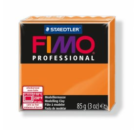 Fimo 'Professional' 85 g - Orange