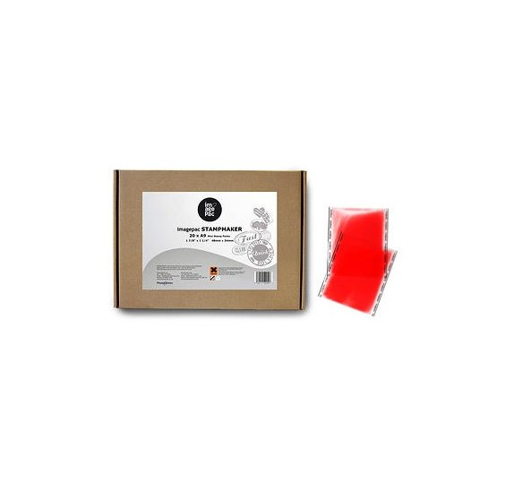 Boîte sachets imagepac Stampmaker 'Photocentric' Small