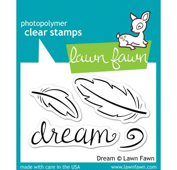 Tampons transparents 'Lawn Fawn' Dream
