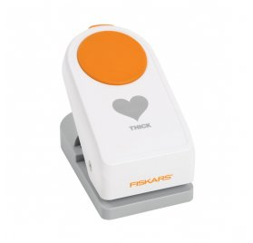 Perforatrice 'Fiskars - Power Punch' Coeur 2.5 cm