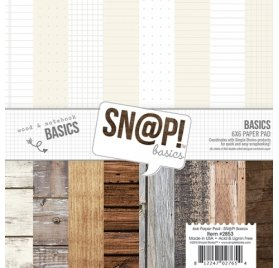 Assortiment15x15 'Simple Stories' Snap Basics