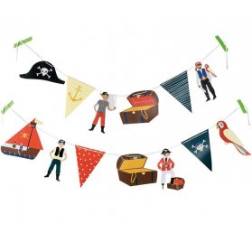 Guirlande en papier 'Rico Design - Paper Poetry' Pirate