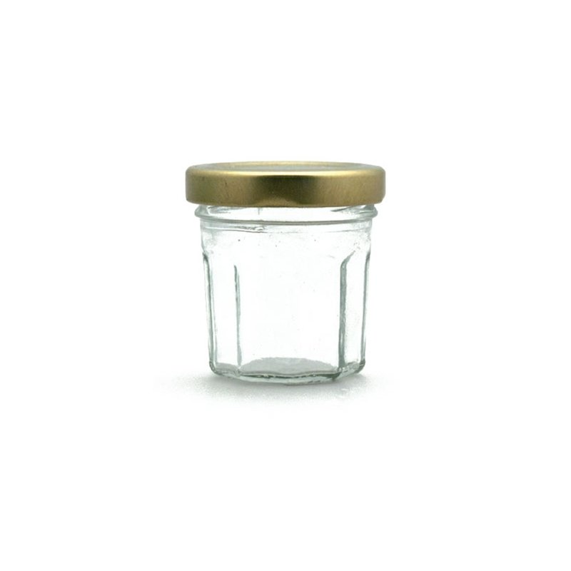 Mini Pot Confiture Decoration