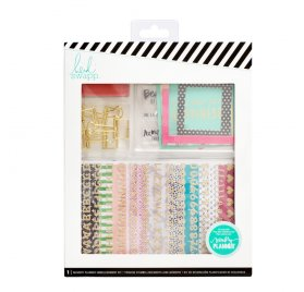 Kit Embelliassements 'Heidi Swapp - Memory Keeping' Memory Planner