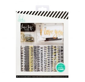 Kit Embellissements 'Heidi Swapp - Memory Keeping' Time Capsule