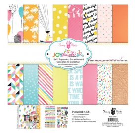Assortiment 30x30 'Fancy Pants - Joy Parade'