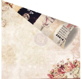 Papier double 30x30 'Prima - Love Clippings' Deeply in Love