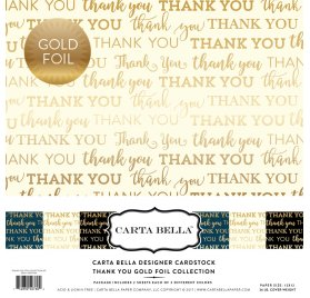 Assortiment 30x30 'Carta Bella -Foil' True Love