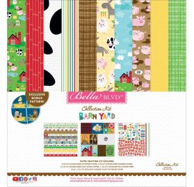 Assortiment 30x30 'Bella Blvd - Oh My Stars' Collection Kit