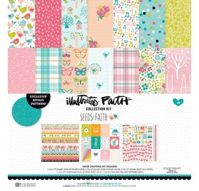 Assortiment 30x30 'Bella Blvd - Delight in his day' Collection Kit