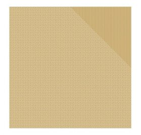 Papier double 30x30 'Authentique - Spectrum' Honey Comb Two