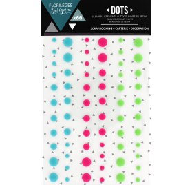 Pastilles 'Florilèges design - Dot's' Little Boy Qté 66