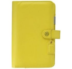 Organiseur Complet A5 Personal Planner 'Webster's Pages - Color Crush' Yellow