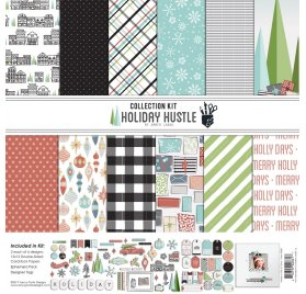 Kit 30x30 'Fancy pants - Holiday Hustle'