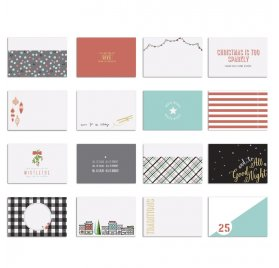 Cartes 10x15 cm 'Fancy Pants - Holiday Hustle'
