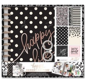 Coffret Organiseur 'Me & My Big Ideas - Happy Memory Keeping' Happy Life Non daté 12 mois