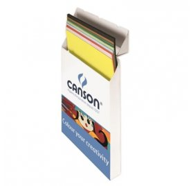 Lot de 200 Papiers unis 50x70 cm 'Canson - Colorline' 220gr/m²