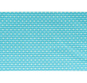Tissu 'Artemio - Crafty Cotton' Losanges Honey 45 x 55  cm