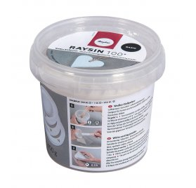 Poudre de moulage blanche Raysin 100 'Rayher' 400 g