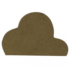 Boite nuage  'Decopatch' Taille S