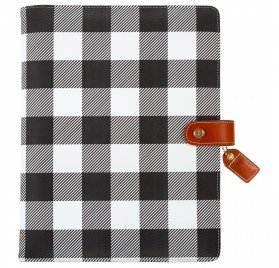 Carnet Composition Planner 'Webster's Page' Buffalo Plaid