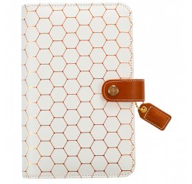 Organiseur Complet Personal Planner 'Webster's Pages - Color Crush' Hexagone Cuivre