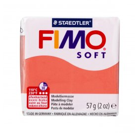 Pâte Fimo - Soft -  57g -Flamingo