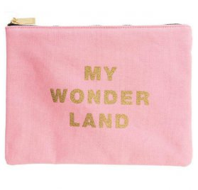 Grande trousse 'Rico Design' Rose My Wonderland 21x28 cm