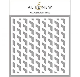 Pochoir 15x15 'Altenew' Weave Builder