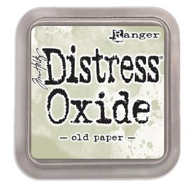 Encre Distress 'Tim Holtz - Distress Oxide' Old Paper