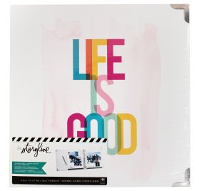 Album 21.6x28 cm 'Heidi Swapp - Storyline 2' Life is Good