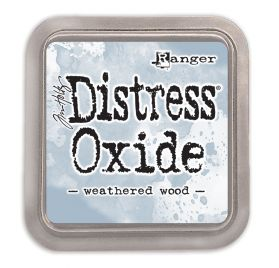 Encre Distress 'Tim Holtz - Distress Oxide' Weathered Wood
