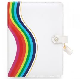 Organiseur Complet Personal Planner 'Webster's Pages - Rainbow'