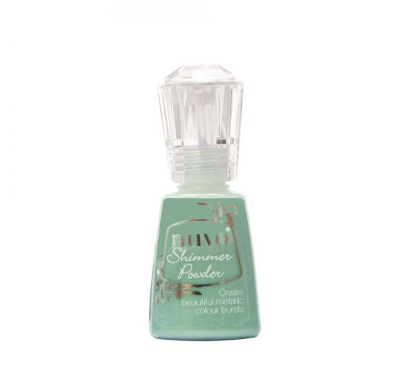 Poudre 'Nuvo - Shimmer Powder' Green Parade  20 ml
