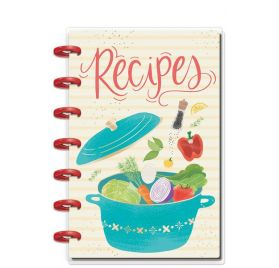 Mini Organiseur 'Me & My Big Ideas - The Happy Planner ' Recettes de cuisine