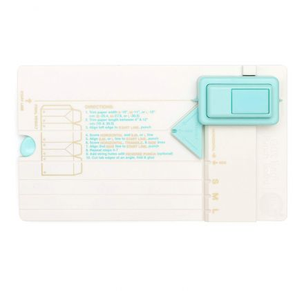 We R Memory Keepers enveloppe Punch Board livraison gratuite