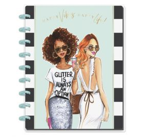 Classic Carnet 'Me & My Big Ideas - Happy Notes' Happy Vibes