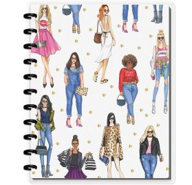Grand Carnet 'Me & My Big Ideas - Happy Notes' Slay All Day