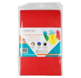 Assortiment de 10 papiers nid d'abeille 28 cm x 17.5 cm 'Feutrines by Sodertex' Multicolores & pastels
