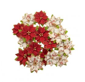 16 Fleurs 'Prima - Christmas in the Country' Kris Kringle