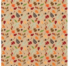 Papier double 30x30 ' Echo Park Paper - My Favorite Fall' Fall Breeze
