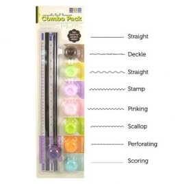 Magnetic Twist Trimmer Combo Pack - We R Memory Keepers - 40 cm