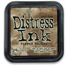 Encre Distress - Ranger - Frayed Burlap