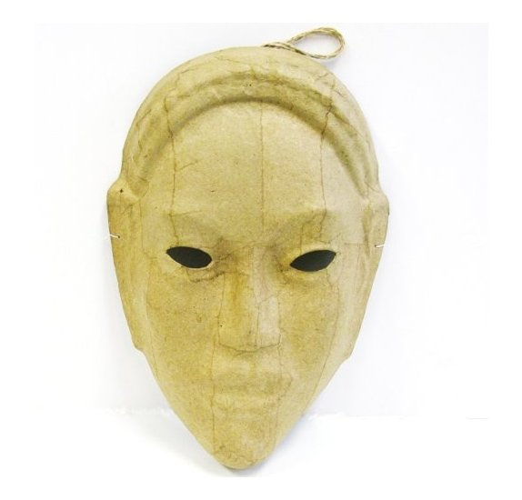Masque Africain - Decopatch