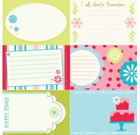 Papier double 30x30 - Bazzill - Divinely Sweet Lickety Slip Horizontal
